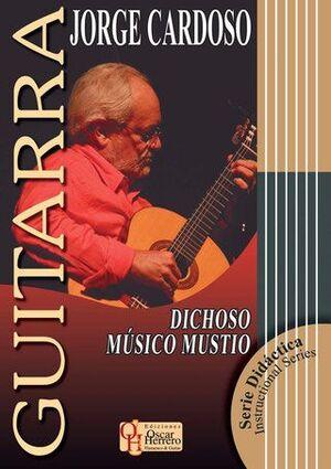 Cardoso. Dichoso músico mustio