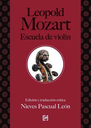 Mozart, L. Escuela de violín