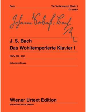 Bach, J. S. Das Wohltemperierte Klavier I