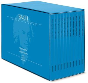 Bach, J. S. The complete Organ Works