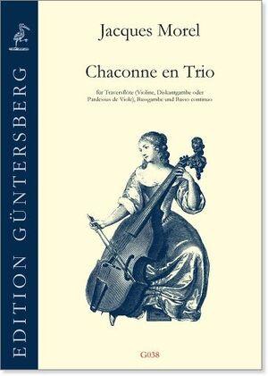 Morel. Chaconna en trio (1709)