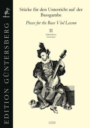 Pieces for the Bass Viol Lesson