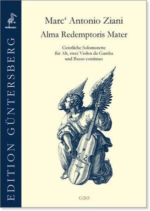 Ziani. Alma Redemptoris Mater