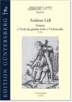 Lidl. Sonata a Viola da Gamba solo e Voloncello C-Dur