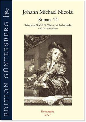 Nicolai. Sonata 14.