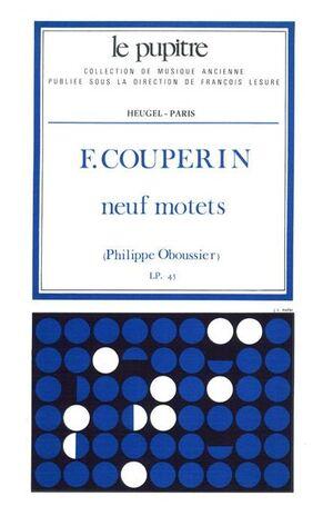 Couperin, F. Neuf motets