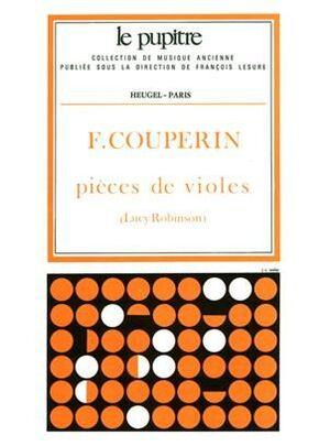 Couperin, F. Pieces de Viole
