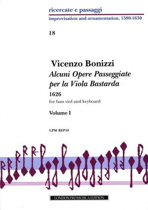 Bonizzi. Alcuni opere passeggiate per la viola bastarda 1626