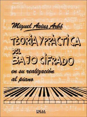 Asins Arbó. Teoría y práctica del bajo cifrado en su realización al piano