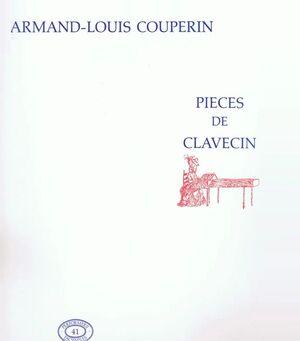Couperin, A. L. Pieces de clavecin (1751)
