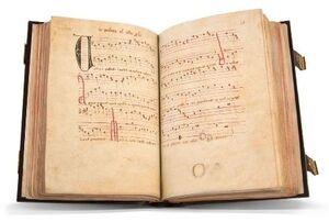 El codice musical de las Huelgas