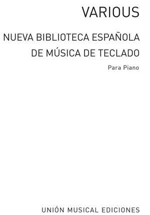 Nueva biblioteca española teclado S. XVI-XVIII. Vol.6