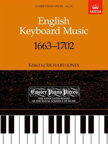 English Keyboard Music 1663-1702