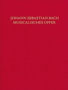 Bach, J. S. BWV 1079 Musical Offering